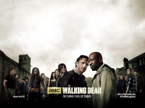 دانلود سریال مردگان متحرک- The Walking Dead